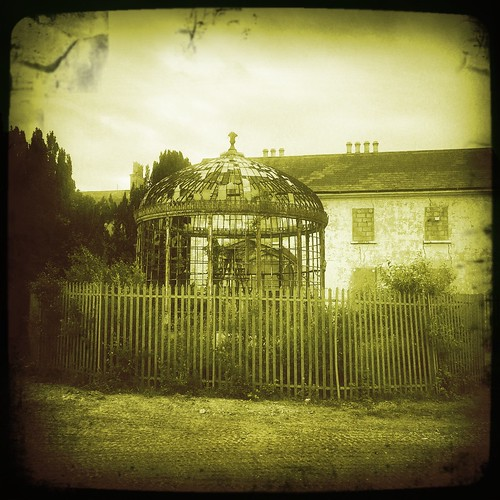 ireland decay wroughtiron victorian nunns castlebridge