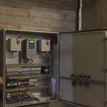 Control de bombeo electrónico para 3 bombas