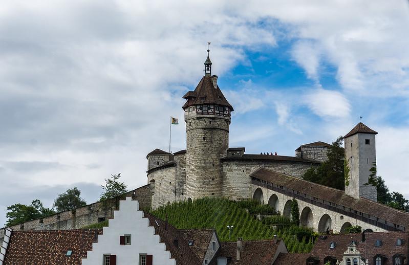 Castillo de Munot