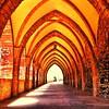 #larioja #lariojaapetece #arquitectura #architecture #arcos #archs #picoftheday #travel @lariojaturismo #spain #mindfulness #monasterios #monasteries Monasterio de Valvanera