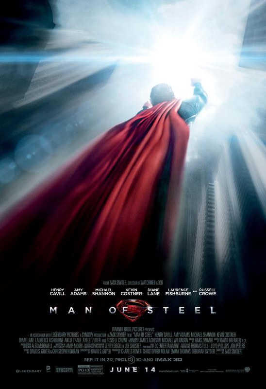 Man of Steel - Social Media Poster 2