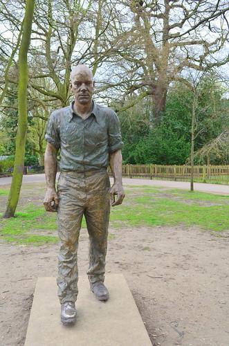 Sean Henry - Walking Man