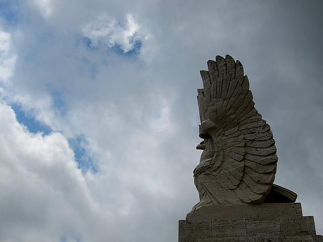 Polish Military Cemetery - Montecassino