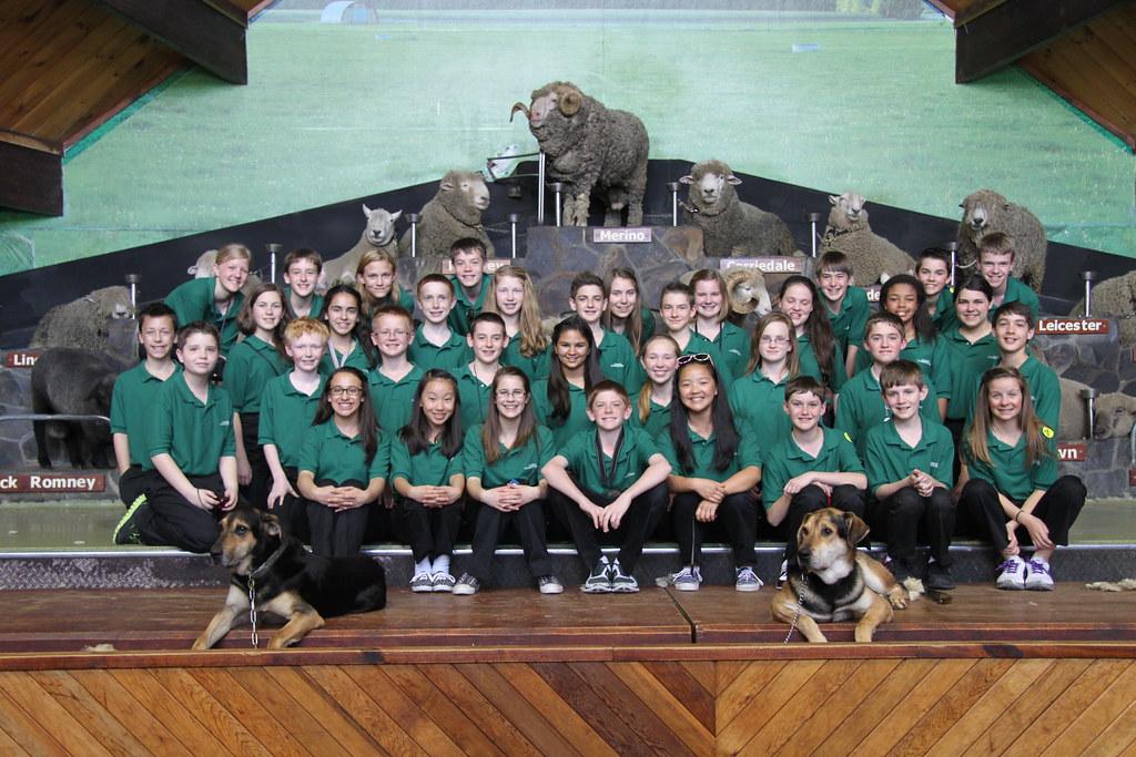 Colorado Children's Chorale at Agrodome