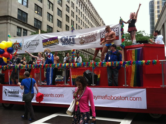 Boston Pride - 2011