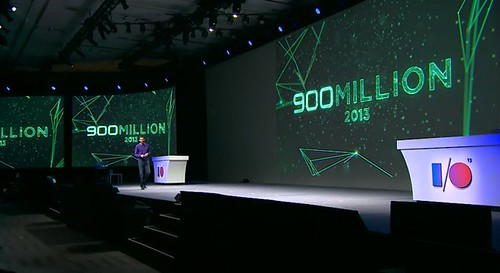 900 millió aktivált Android eszköz