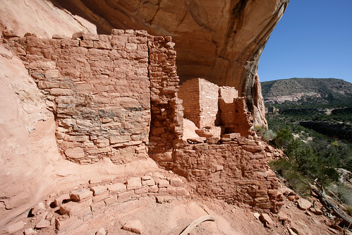 canyon of the ancients photo