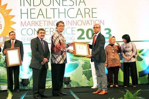 Indonesia Health Care Marketing & Innovation Conference 2013 – Kalbe Farma .