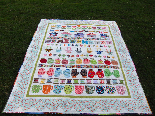 The whole quilt!