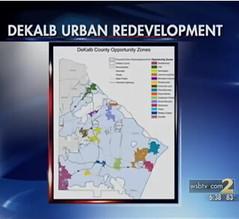 Urban Redevelopment in DeKalb County