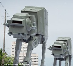 Star Wars Imperial AT-AT Walkers
