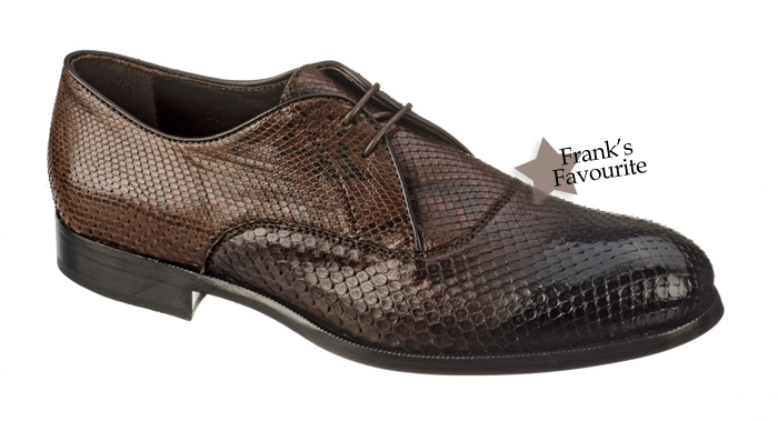 GENTRY - PYTHON DEGRADE - BROWN BLACK