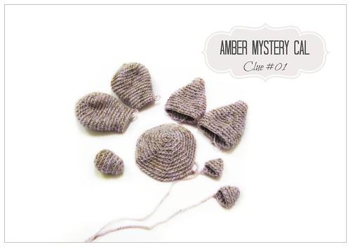 Amber ~ Clue #01