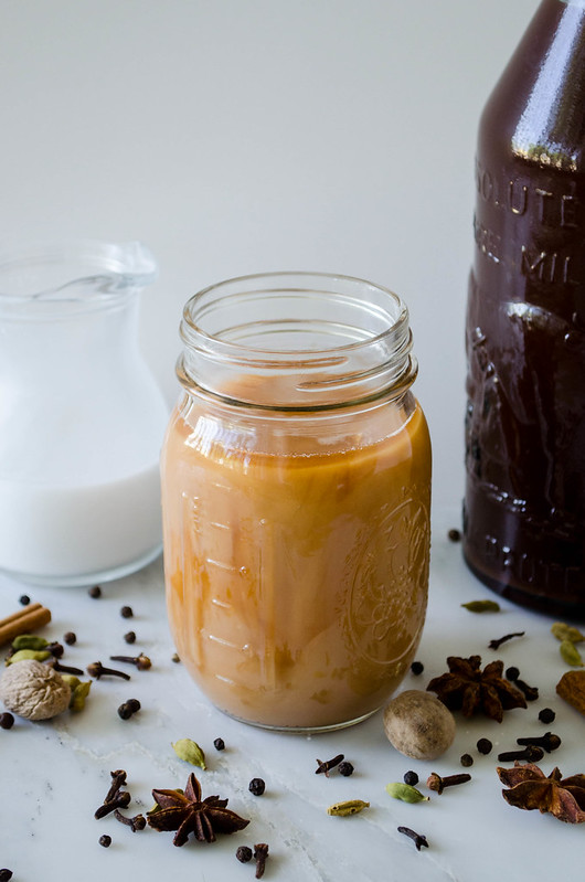 DIY Chai Concentrate