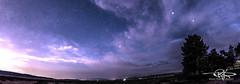 Night Sky Pano