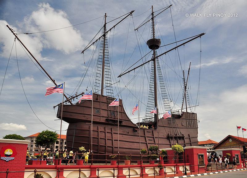 Maritime Museum, Malacca, Malaysia