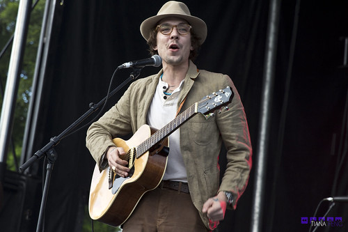 Justin Townes Earle @ Toronto Underground Roots Festival 7/5/2013
