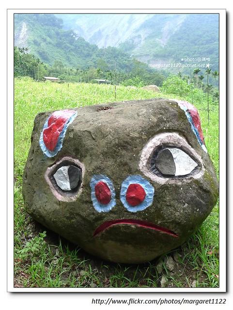 【嘉義文化觀光產業之旅】來吉部落。全世界最可愛的彩繪山豬石雕都在這裡!