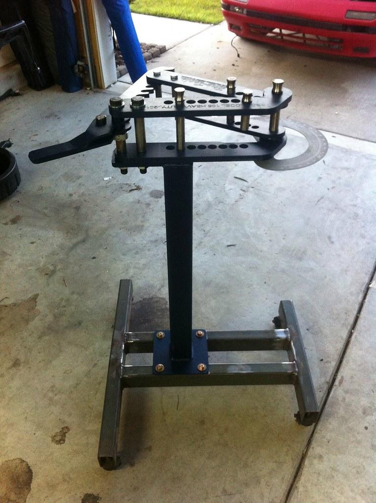 vwvortexcom fs pro tools  hd manual tubing bender  stand  notcher