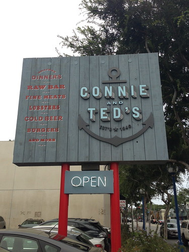 Connie and Ted's