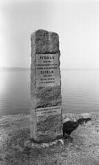 Minnestein på Lade (1983)