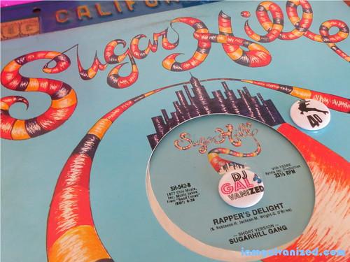 Rappers Delight on Vinyl