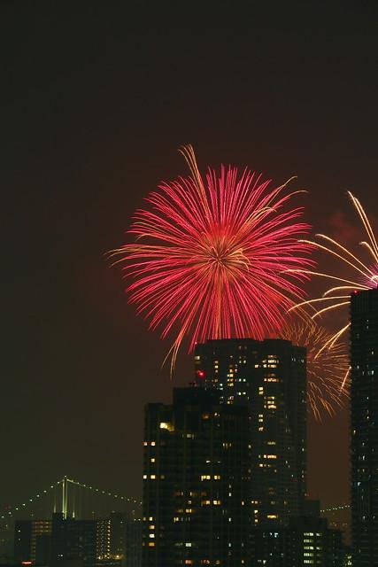 Tokyo Bay Fireworks Festival 2013 Canon EOS 70D 03