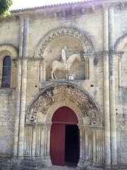 Melle : Eglise St-Hilaire