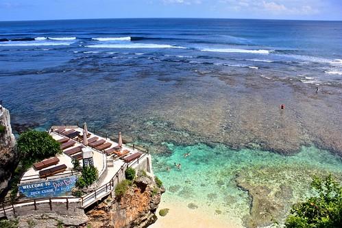 Uluwatu beach, Bali
