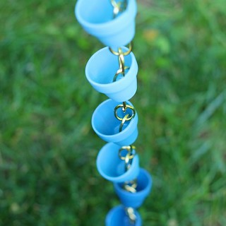 Ombre Rain Chain for Design*Sponge