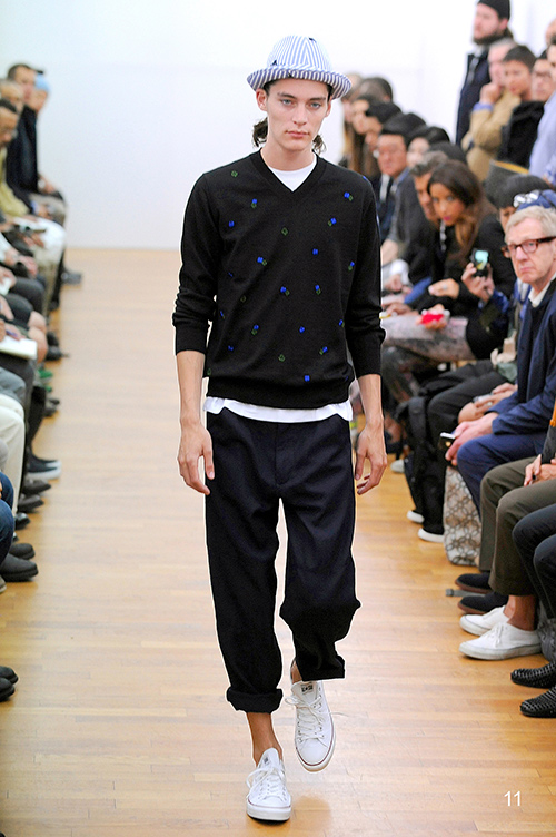 Jaco Van Den Hoven3393_SS14 Paris COMME des GARCONS SHIRT(Fashion Press)