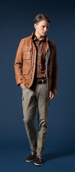 Jack O'hara0013_23区 HOMME AW13