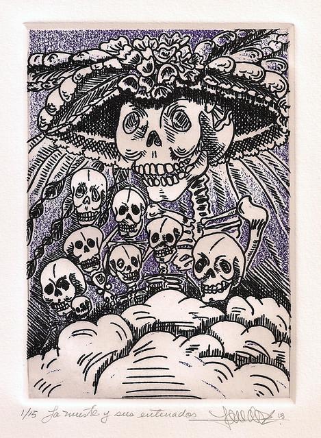 La Muerte y sus Entenados
