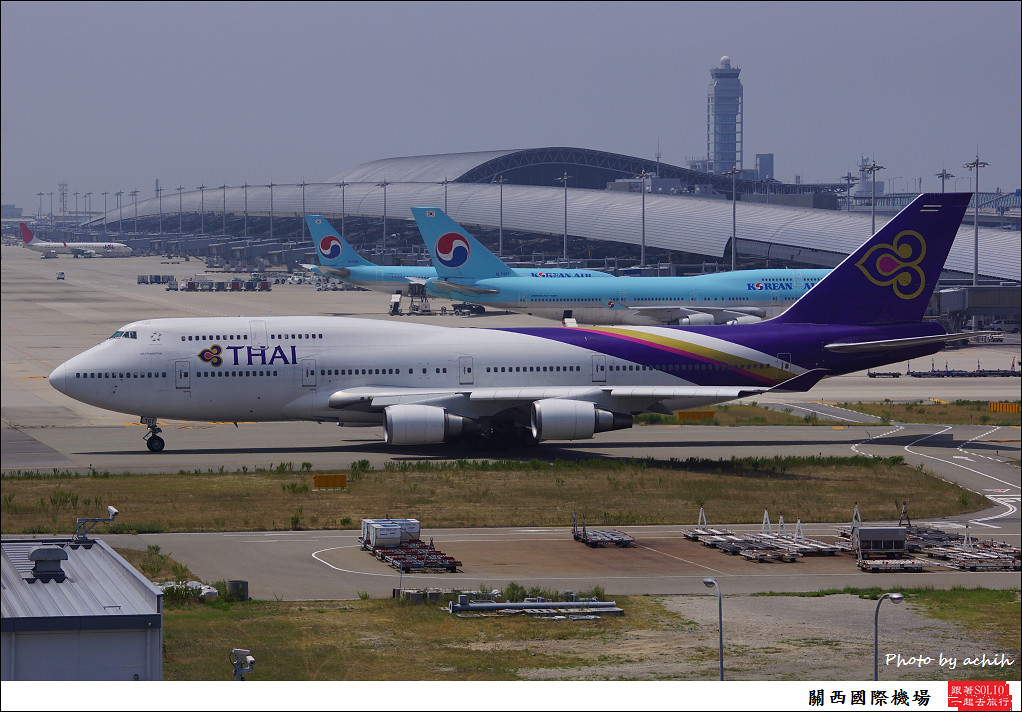 Thai Airways International HS-TGT