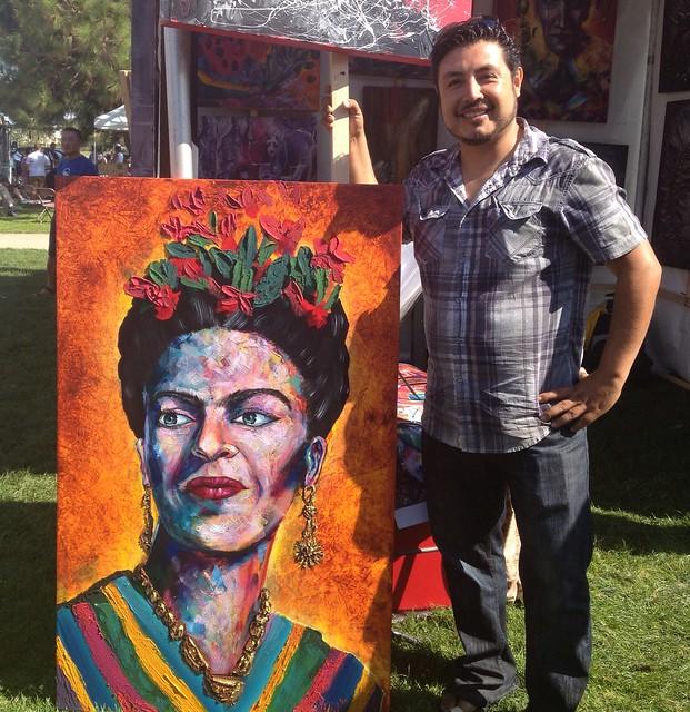 Antonio Proa, Artist