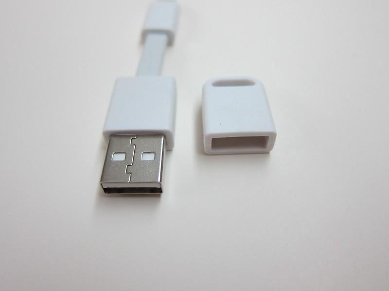 Kero - Lightning Nomad Cable - USB Head