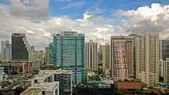 View from my Office #1 / Sukhumvit Road / Nokia Pro Cam