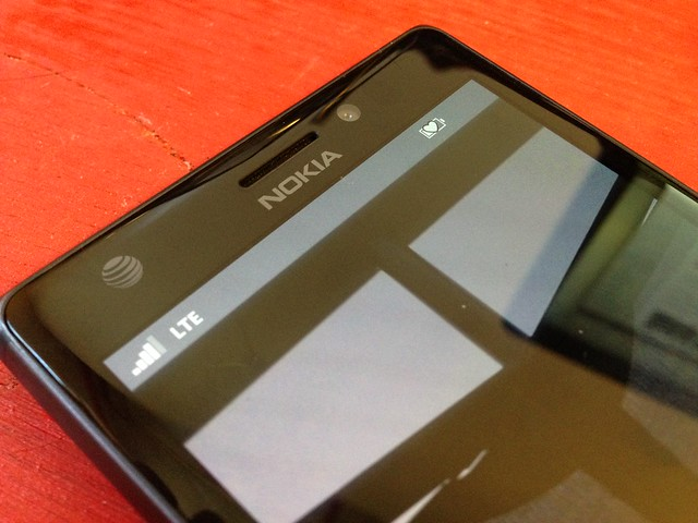 Nokia Lumia 925 - Battery Signals