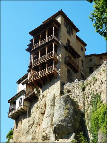 Casa Colgada, Cuenca