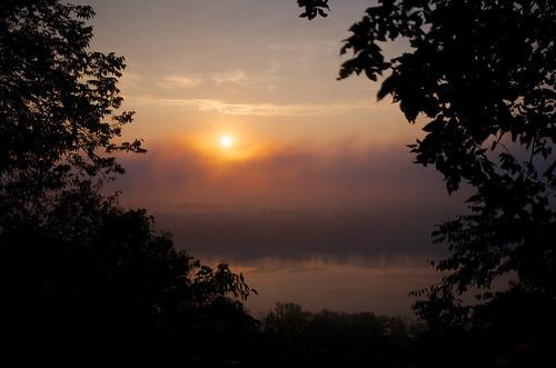 longexposure water fog river nikon kentucky ohioriver bmc bwnd110 shawneelookout hamiltoncountyparks hamiltoncountyparkdistrict nikond7000 nikkor1024mm