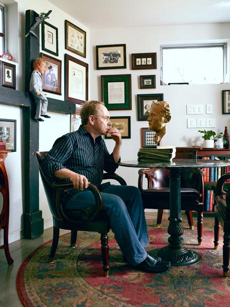 Teller in Esquire 2012