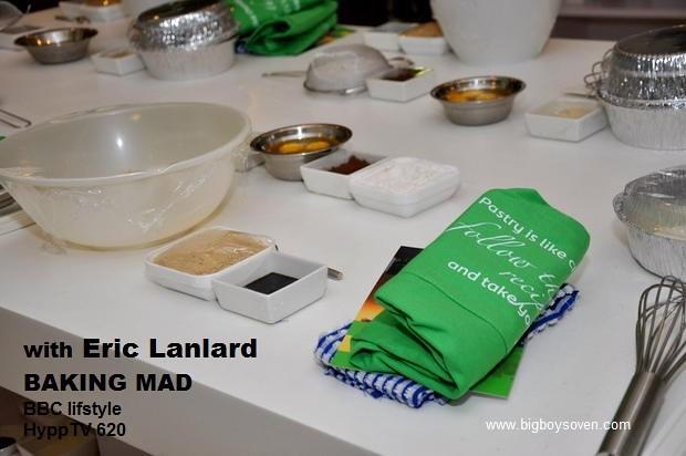 Baking Mad Eric Lanlard 1