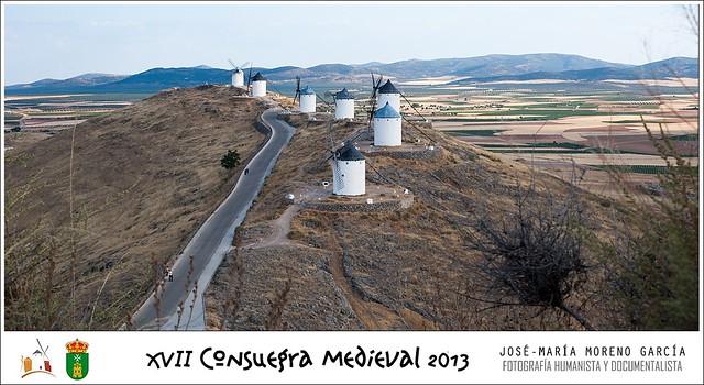 XVII CONSUEGRA MEDIEVAL 2013 : Fonsado Castellano