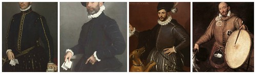 Inspiration pics, Red Men's Outfit, from 1560's Italy, based heavily on Moroni portraits on MorganDonner.com