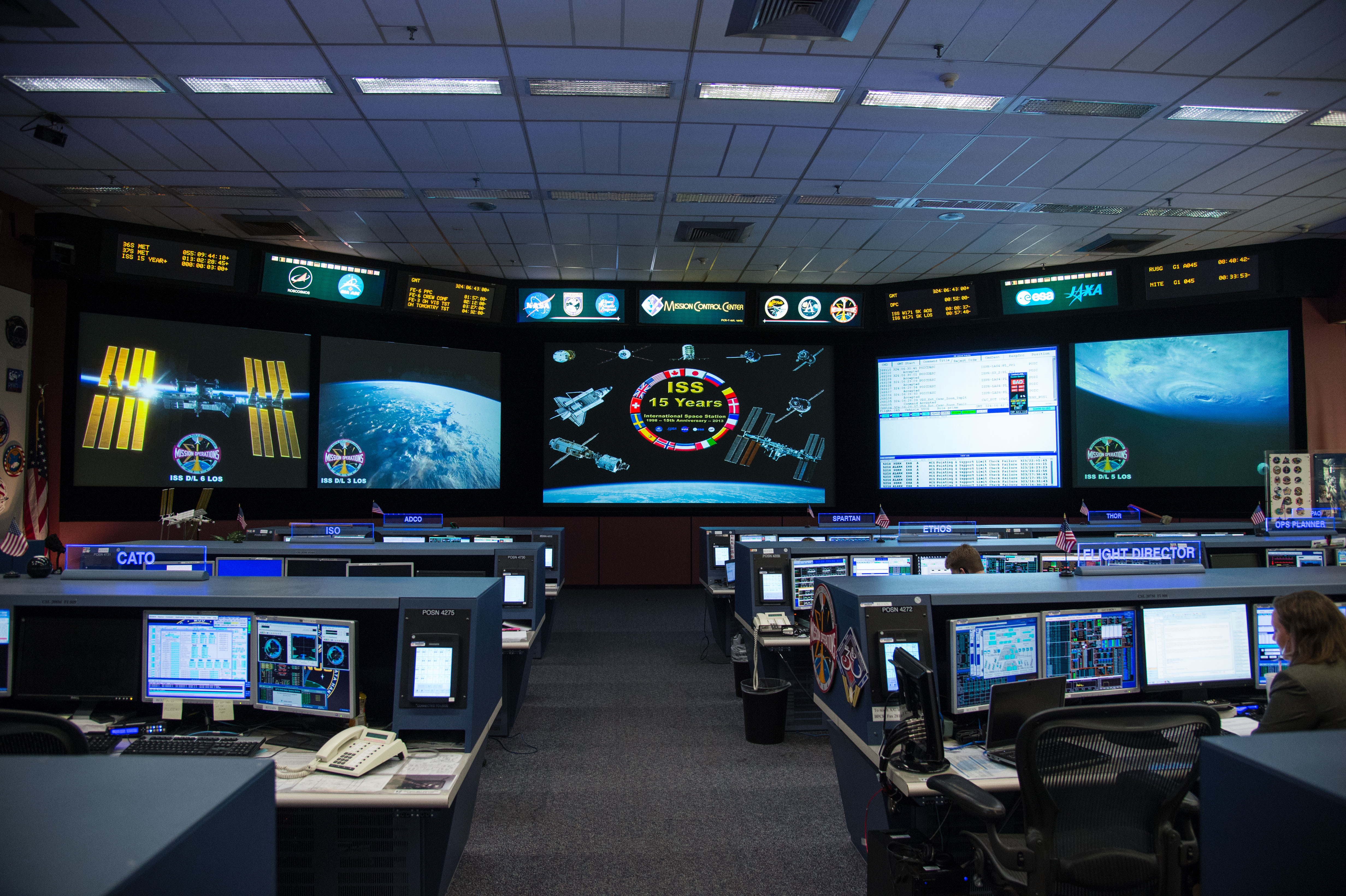 houston space station controls - photo #6