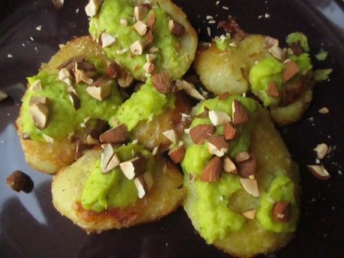 patate crema zucchina  e porro