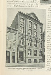 """British Library digitised image from page 301 of """"King's Handbook of New York City. An outline history and description of the American metropolis. With ... illustrations, etc. (Second edition.)"""""""