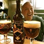 ベルギービール大好き!!セント・ベルナルデュス・アブト・12 (St Bernardus Abt 12) @ 京都 焼き鳥 五平次