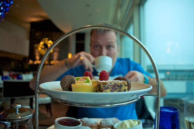 Fairmont YVR Afternoon Tea