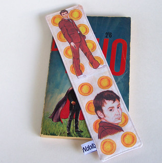 Dr Who Doctor No 10 Bookmark